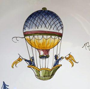 frère Montgolfier 1784
